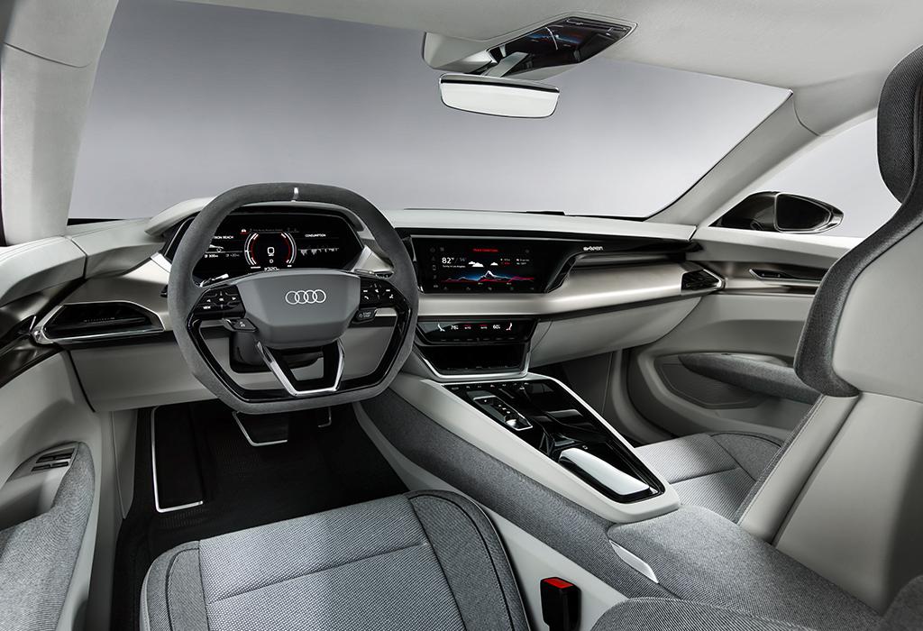 Audi E-Tron GT - LA Motor Show