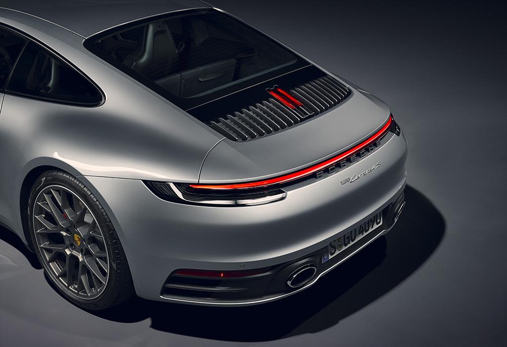 Porsche Targa 4S >> Nieuwe Porsche 911 / generatie 992: harder, better, faster ...