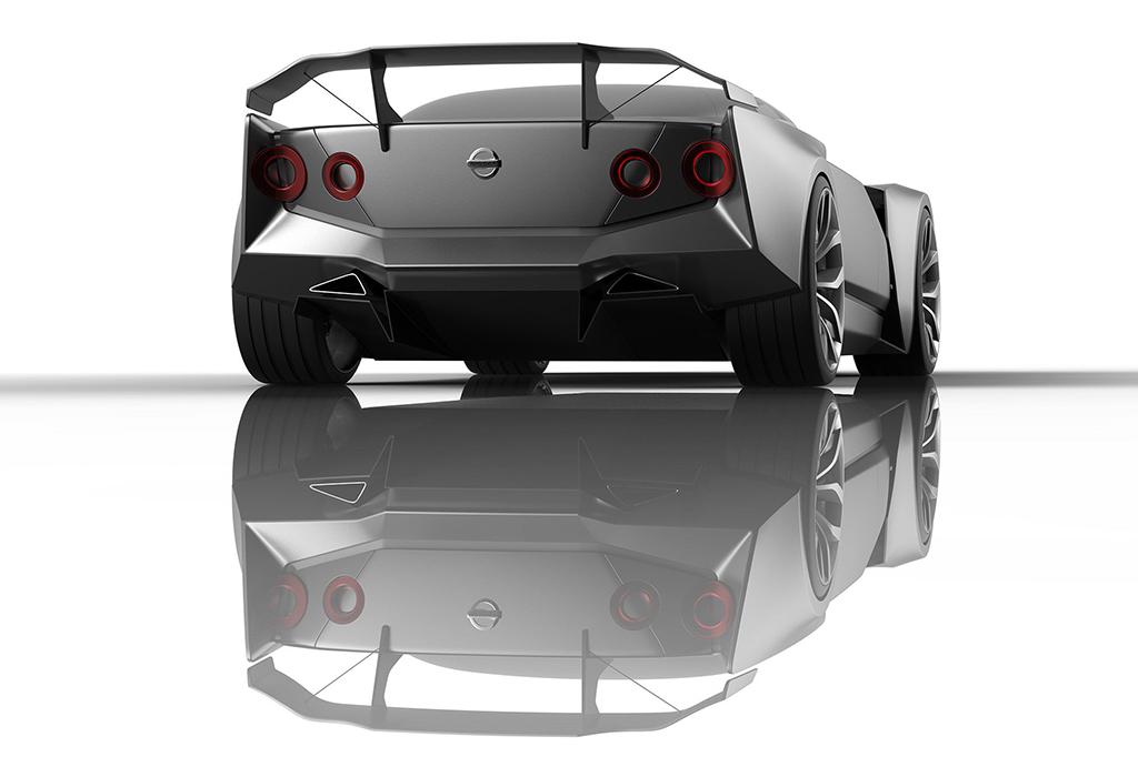 R36 Nissan Vision GT-R by Golobov Design