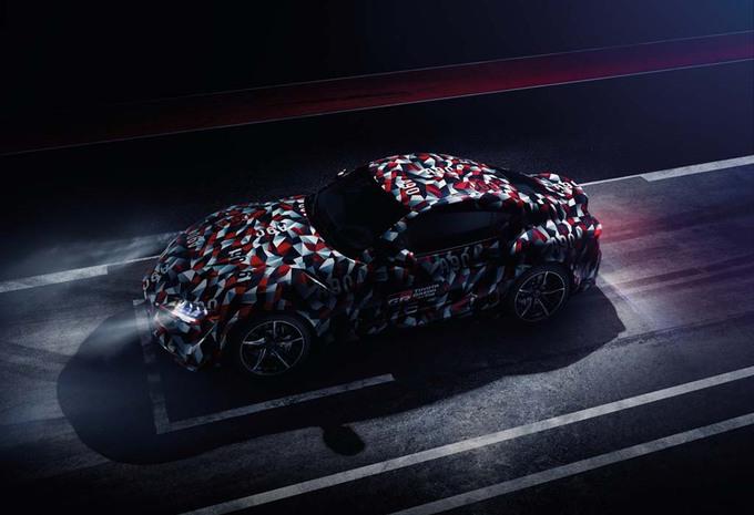2019 GR Toyota Supra