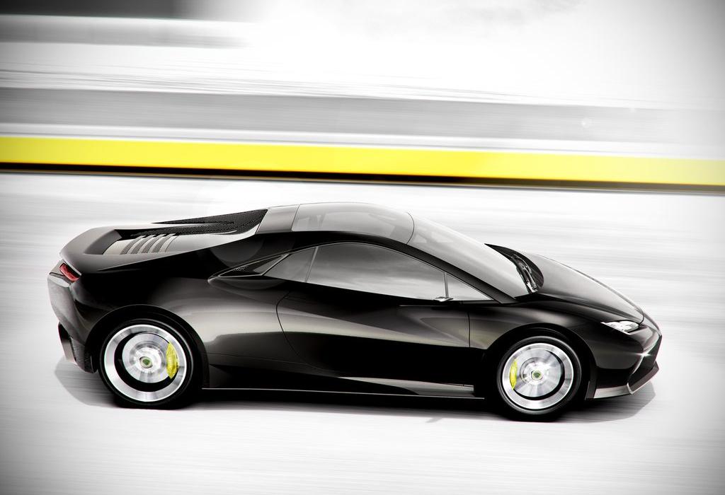 Geely Lotus Esprit Hypercar