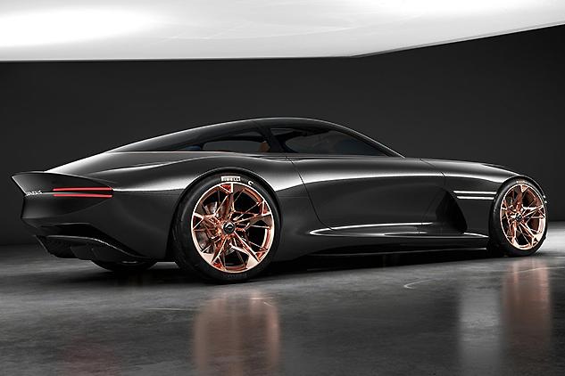 2018 Genesis Essentia GT Concept