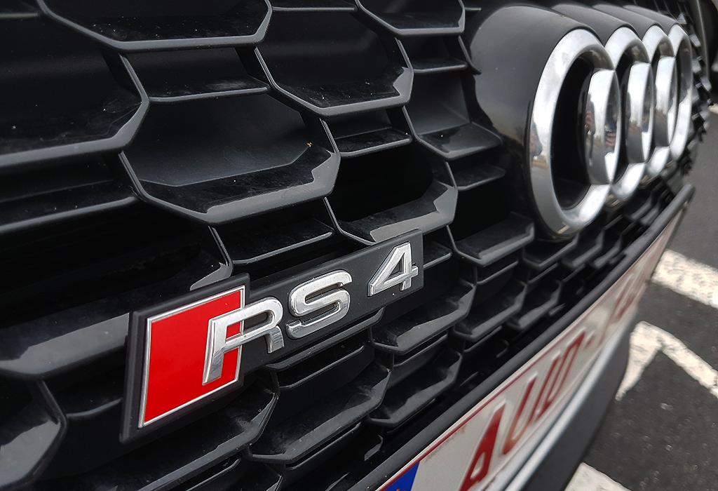 2018 Audi RS4 Avant - KJ