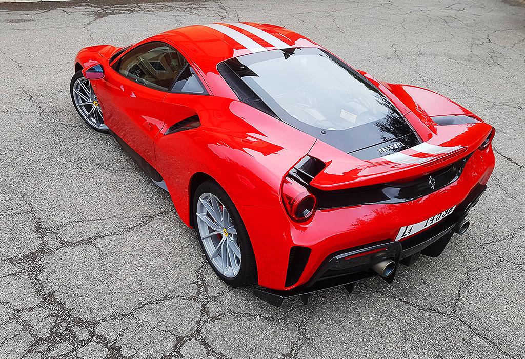 2018 Ferrari 488 Pista - KJ