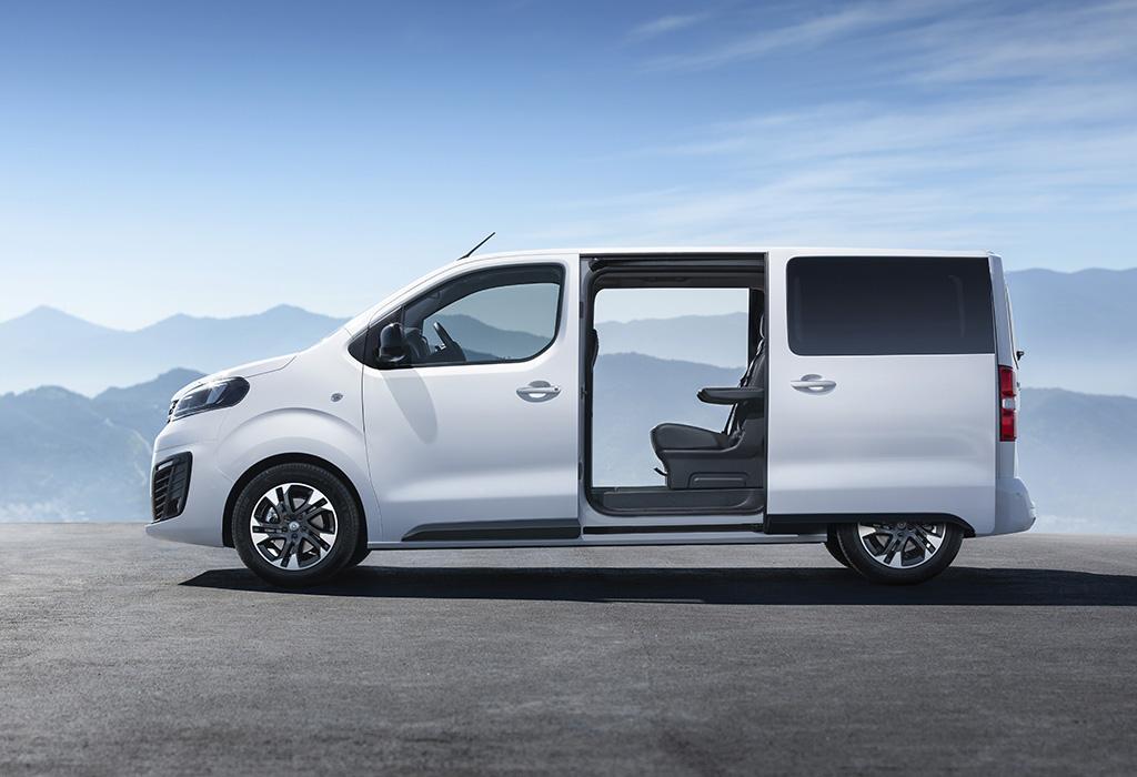Opel Zafire Life