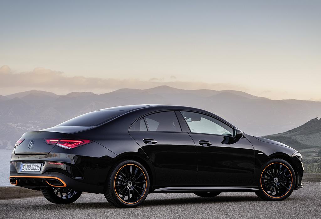 2019 Mercedes CLA Coupé