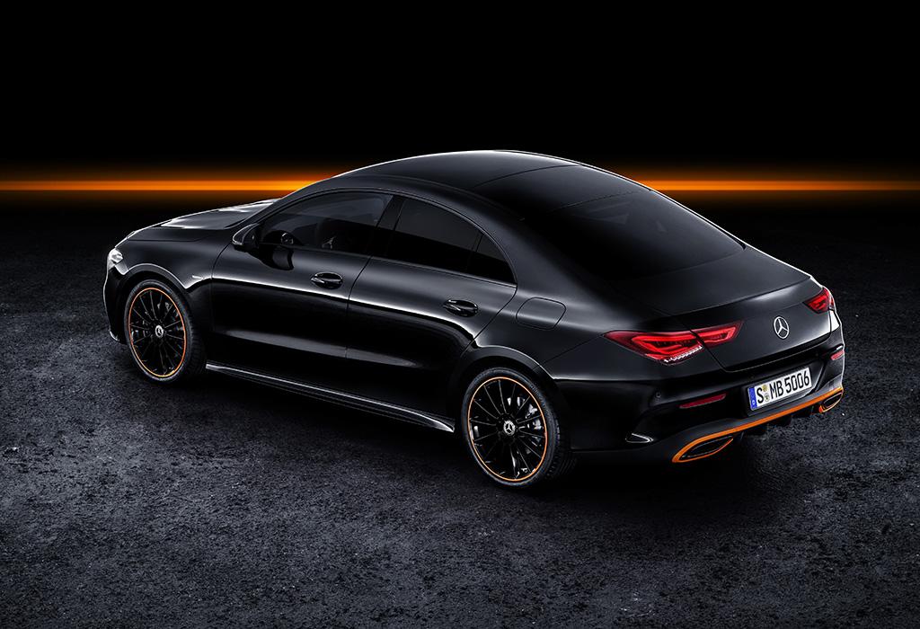 2019 Mercedes CLA Coupé - CES