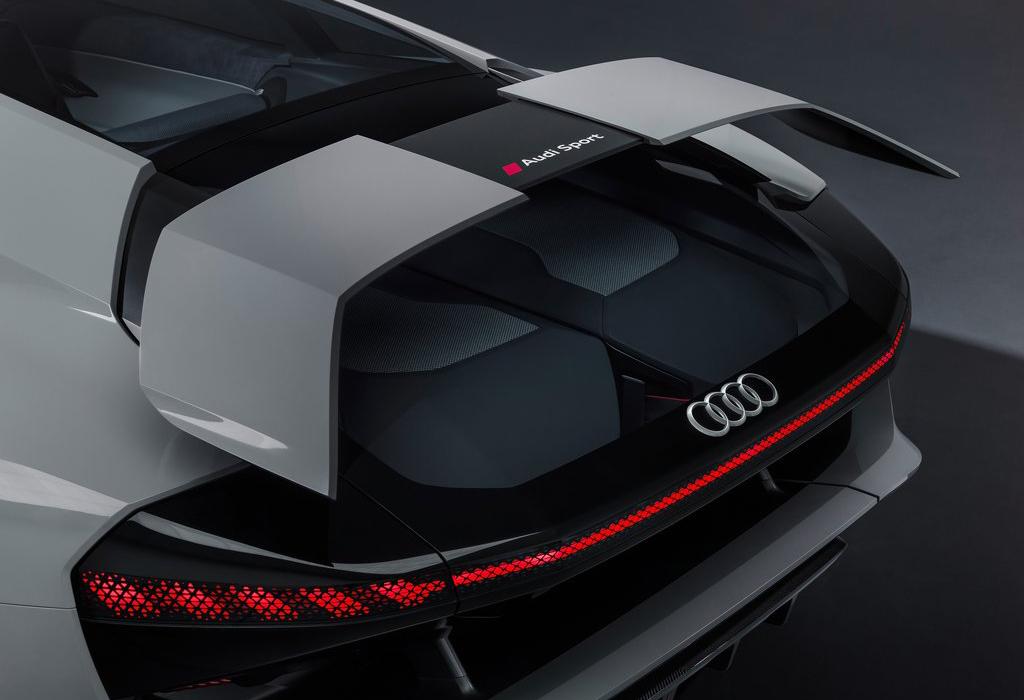 2018 Audi Sport PB18 E-Tron Concept