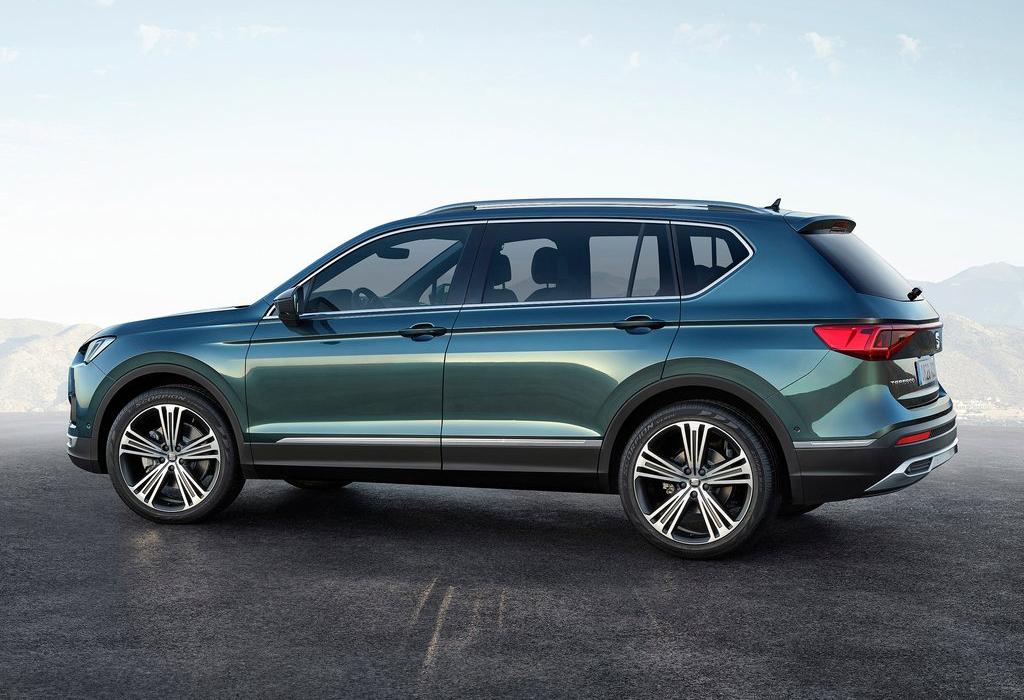 2018 Seat Tarraco SUV