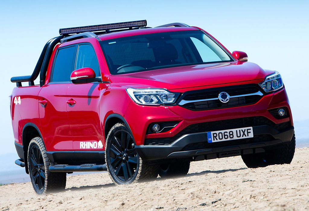 SsangYong Musso Pick-up Rhino