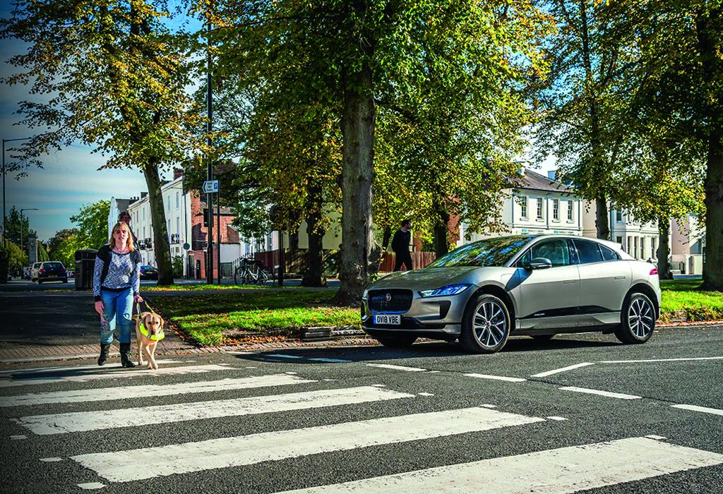 Electric Car - AVAS technology