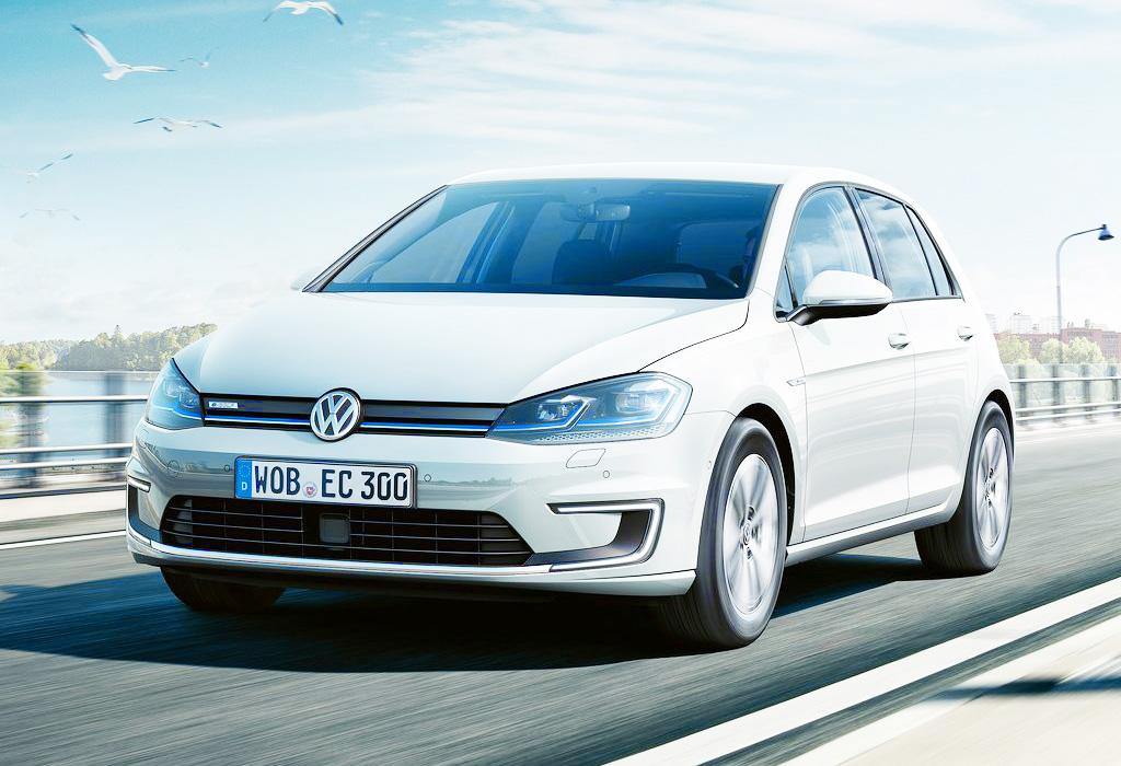 ADAC Ecotest VW E-GOLF 2018