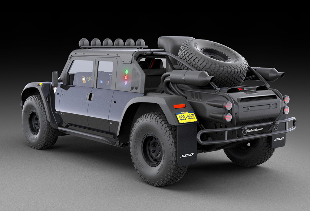 2020 SCG Baja Boot Buggy