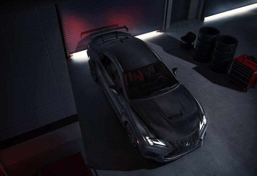 2019 Lexus RCF Track Pack