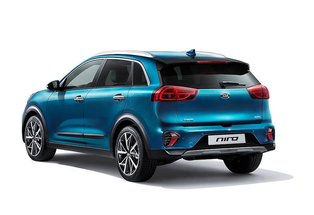 2019 Kia Niro Hybrid Facelift