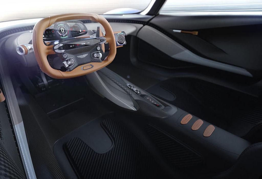 Aston Martin AMR-RB 003 Concept