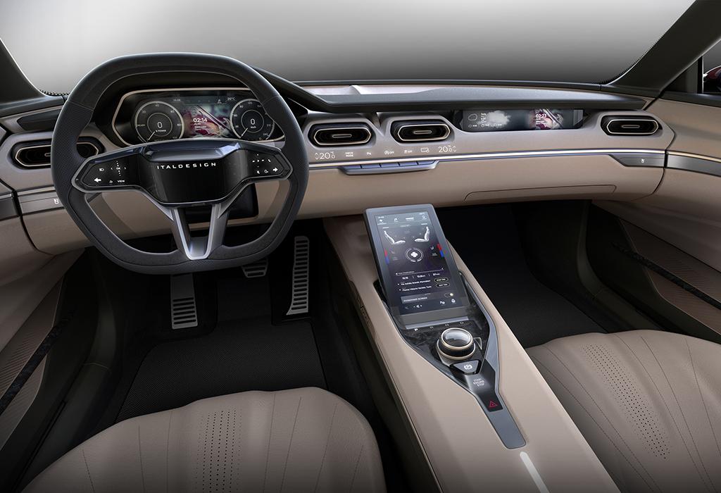 Italdesign DaVinci GT Tourer Concept