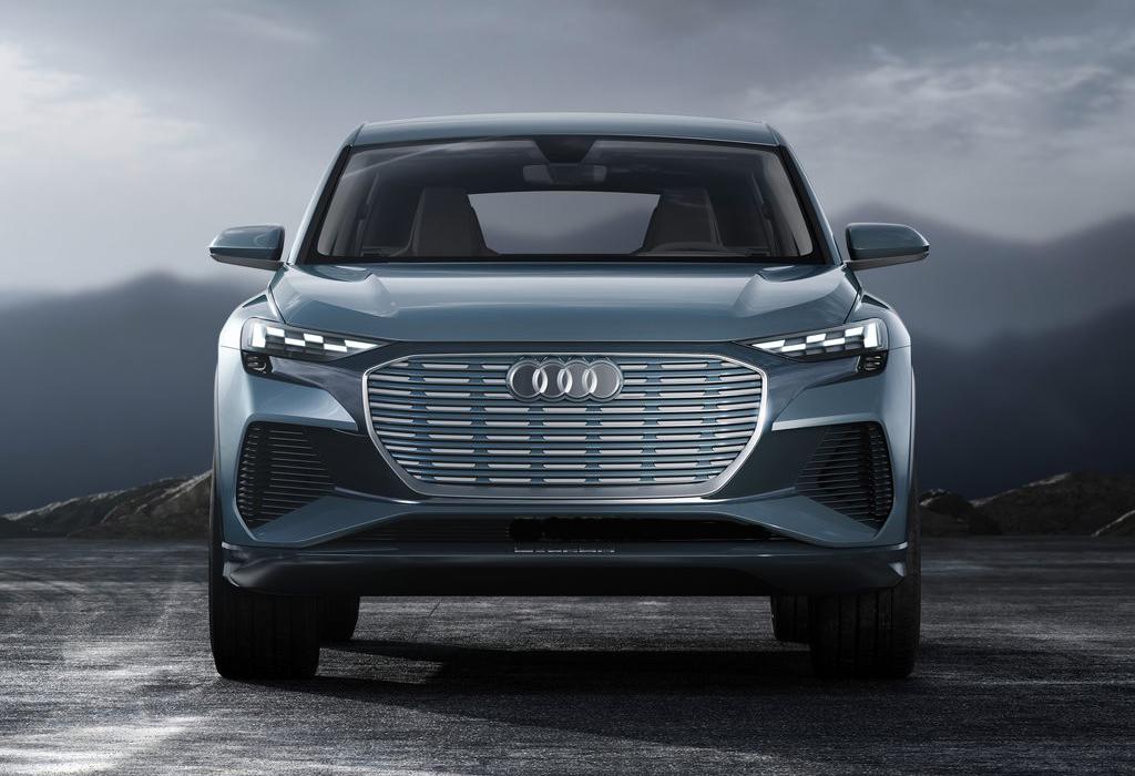 2020 Audi Q4 E-TRON