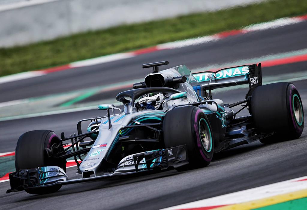 F1 2019: Bottas (Mercedes-AMG)