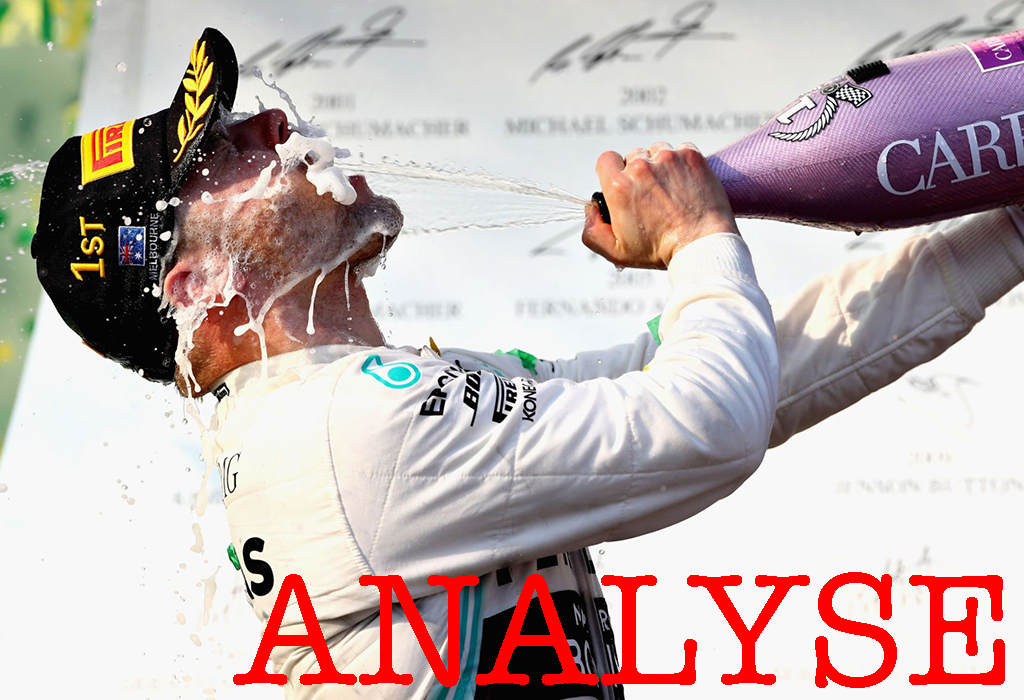 F1 2019 - Analyse GP Australië
