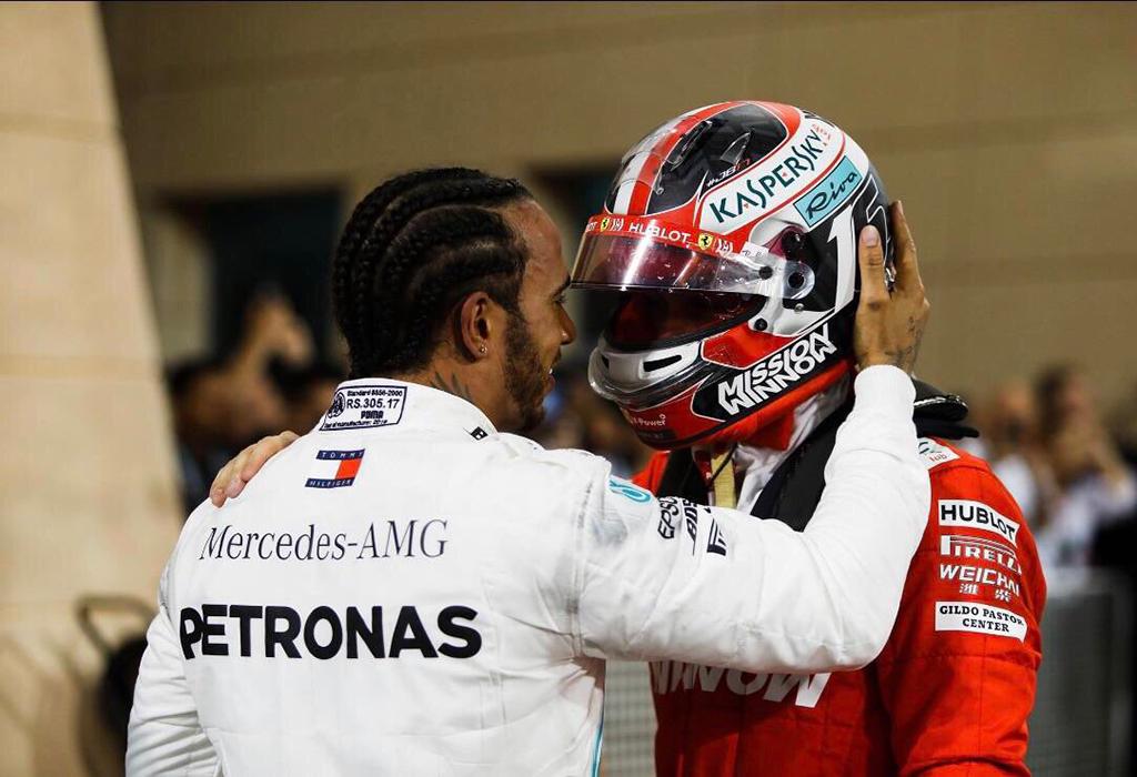 F1 2019 Bahrein