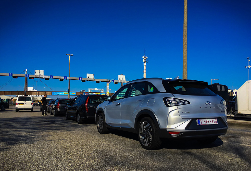 Hyundai Nexo Roadtrip