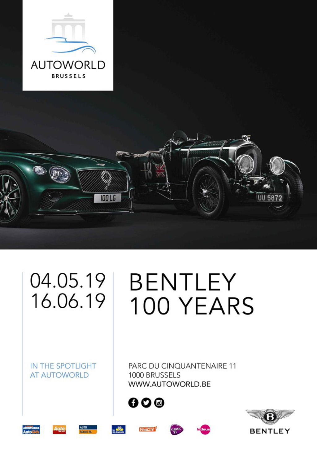 Bentley Autoworld Brussels