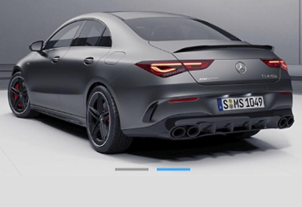 2019 Mercedes-AMG CLA 45 4Matic Coupé