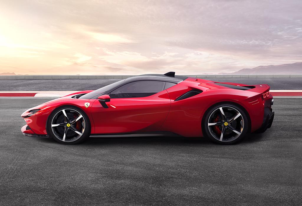 2019 Ferrari SF90 Stradale