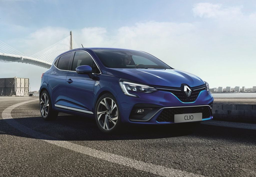 Renault Clio ook als hybride E-Tech