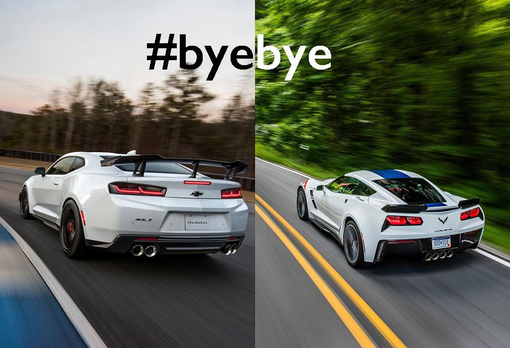 Chevrolet Camaro & Corvette