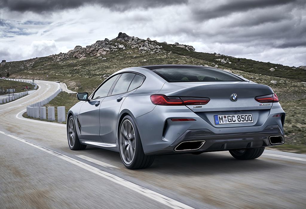 2019 BMW 8 Gran Coupé