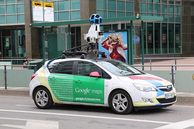 Google Va Cartographier La Pollution Moniteur Automobile