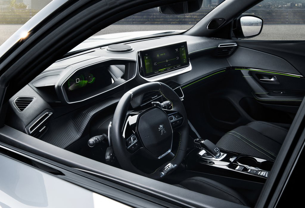 2019 Peugeot 2008 SUV