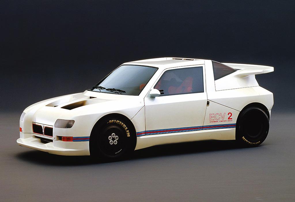 Lancia ECV2 Rally Concept