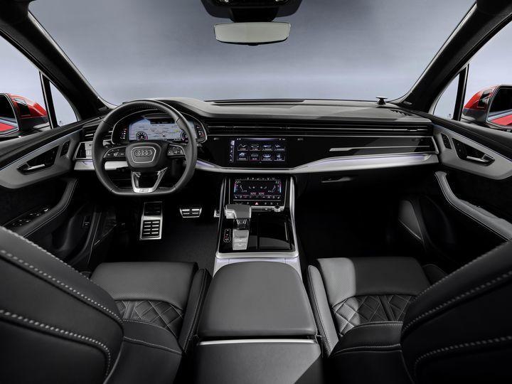 2019 AUDI Q7 Facelift