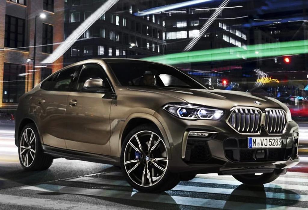 Nieuwe Bmw X6 Gelekt Autowereld