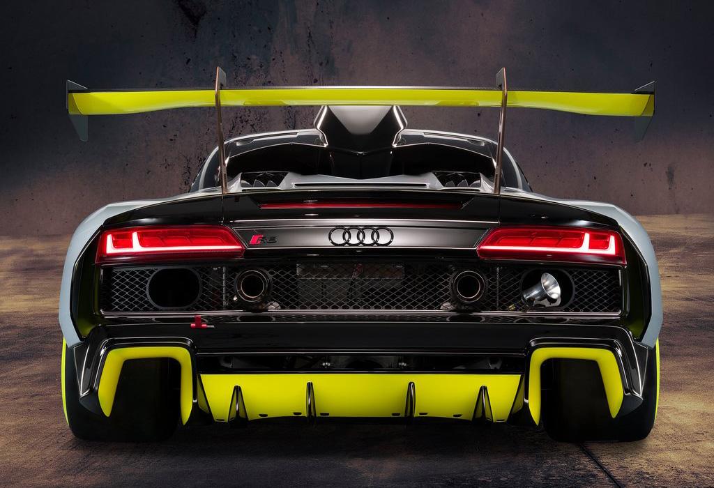 2020 Audi R8 V10 LMS GT2