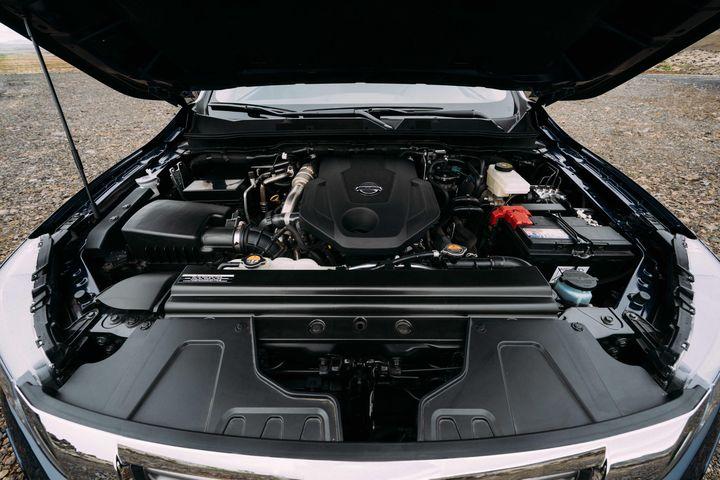 2020 Nissan Navara Pick-Up