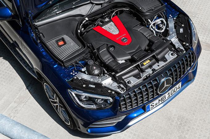 2019 Mercedes-AMG GLC 43 4Matic