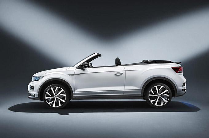 Volkswagen T-Roc Cabriolet : le SUV
