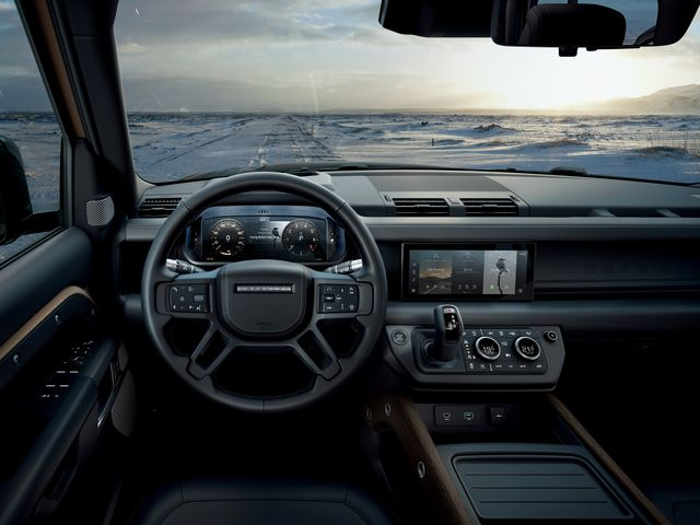 2019 Land Rover Defender