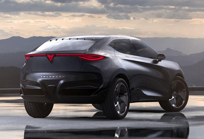 IAA 2019 - Cupra Tavascan Concept