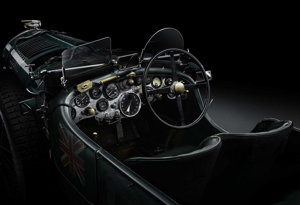 Bentley Continuation Series: Bentley Blower by Mulliner