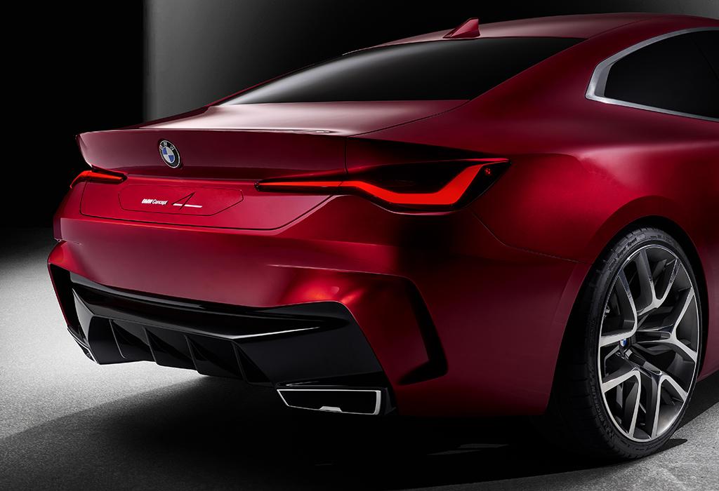 BMW Concept 4 - IAA 2019