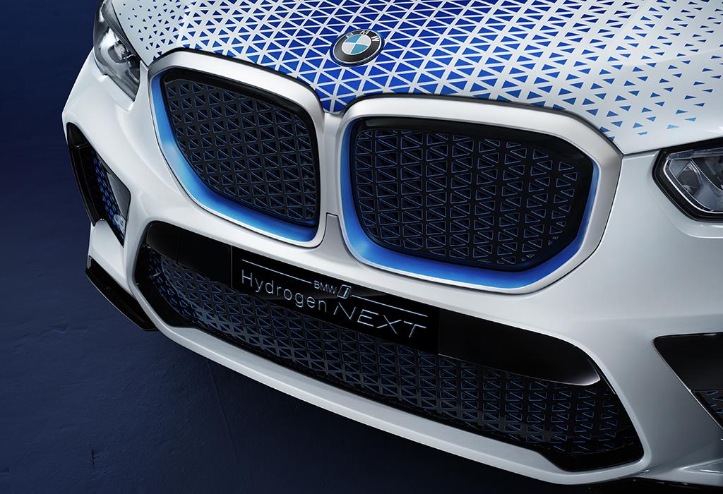BMW X5 i Hydrogen Next Concept - IAA 2019