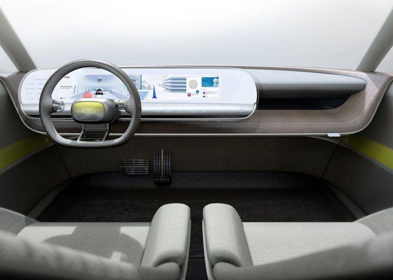 Hyundai 45 EV Concept - IAA 2019