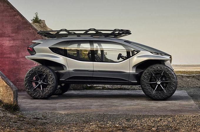 Audi AI:Trail Quattro Concept - IAA 2019