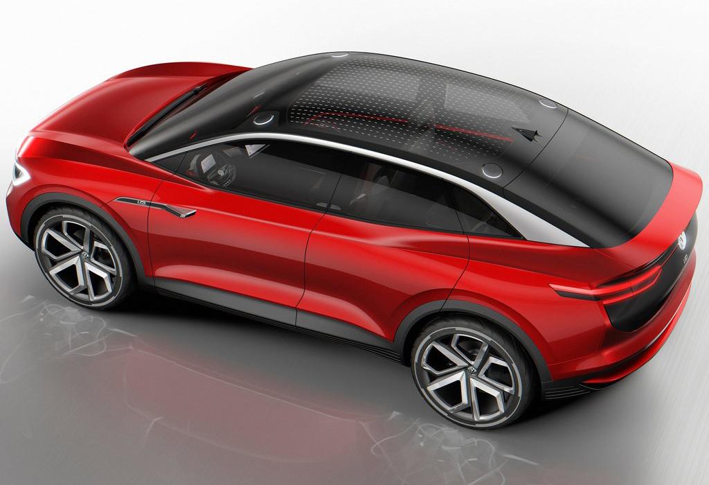 VW ID CROZZ CONCEPT - IAA 2017