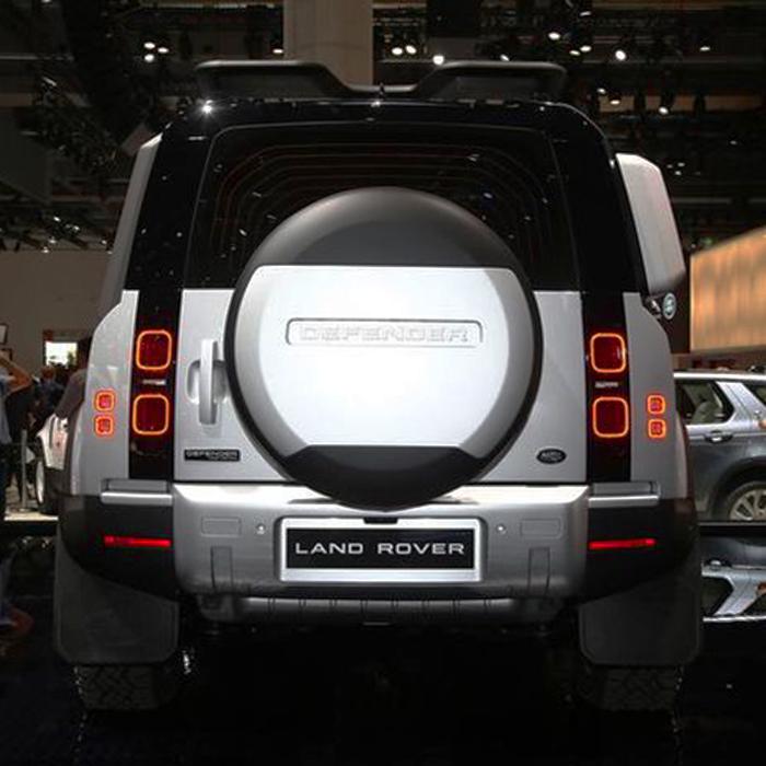 Land Rover Defender -IAA 2019